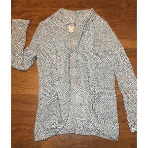 Charlotte Russe knit cardigan sz small